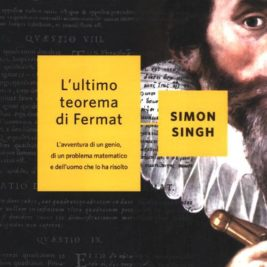 L ultimo teorema di Fermat libro-fronte
